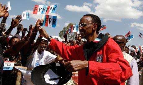 paul kagame rwanda
