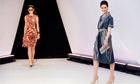 London Fashion Week, sustainable fashion, model and designer Erin O'Connor