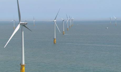 The Thanet Offshore Wind Farm