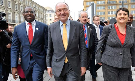 Ken Livingstone Wins Labour Nomination for London Mayor