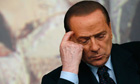 Italian Prime Minister Silvio Berlusconi 