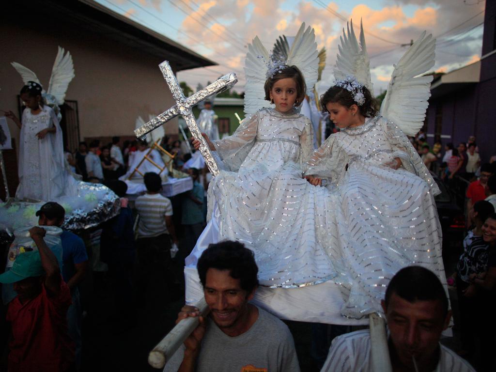 Good Friday in Nicaragua