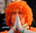 A Blackpool fan