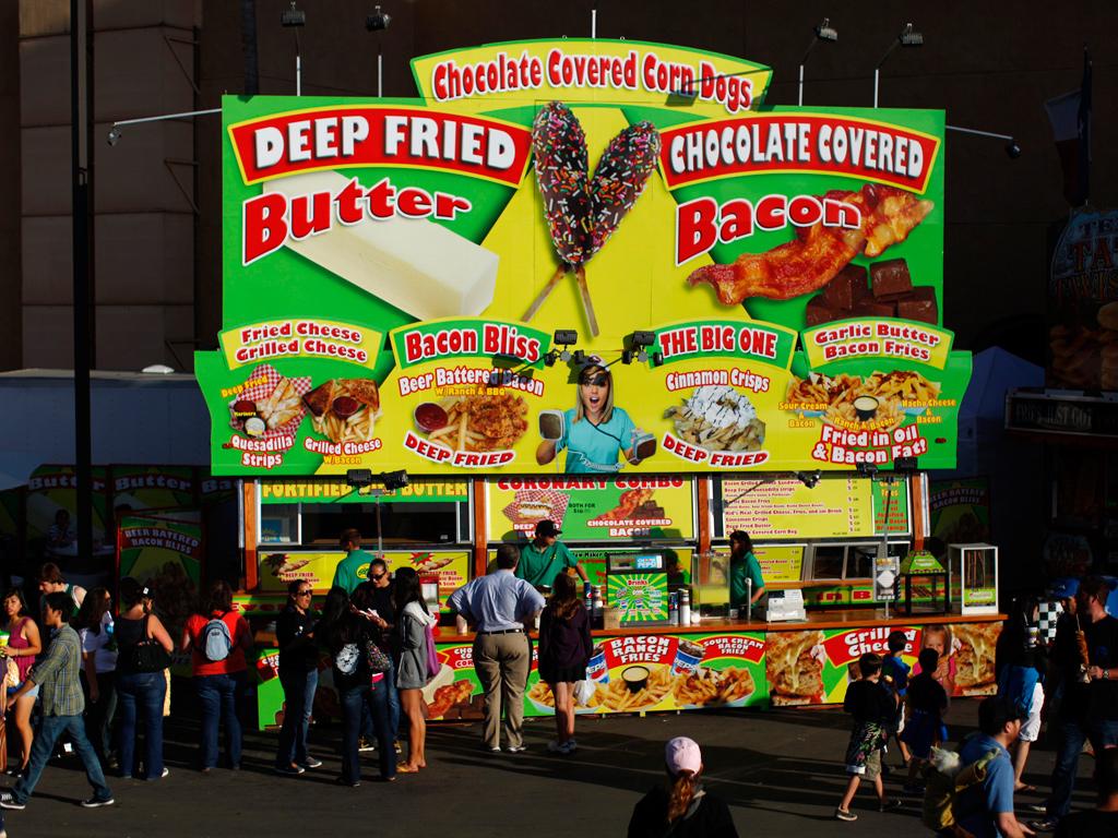 San Diego County Fair in Del Mar