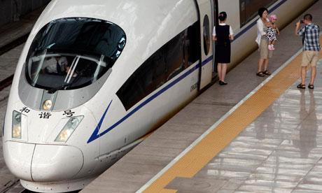 Recalled bullet train
