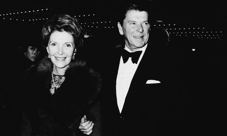Ronald and Nancy Reagan a 007  FACT Obama not a Leader