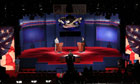 preparations for US Presidential Debate