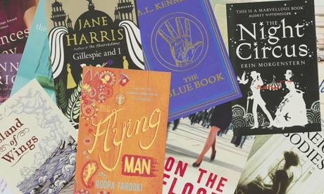 The Orange prize for fiction longlist 2012
