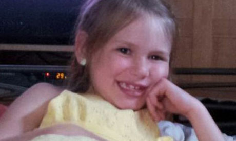 Veronica Moser-Sullivan, six-year-old victim of ther Aurora shooting