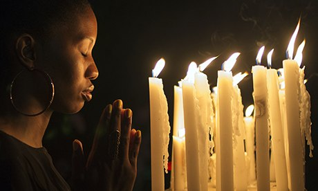 South Africans Prepare for Days of Mourning and Commemoration