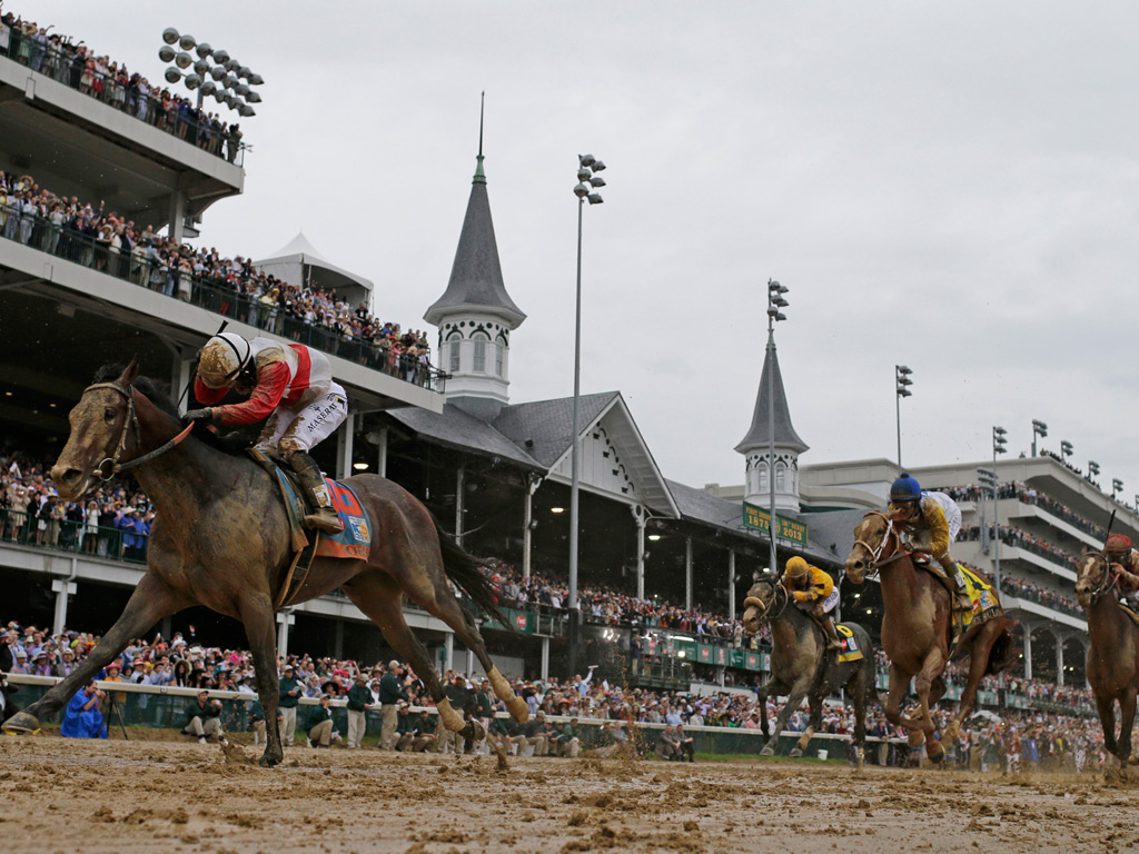 a report from working at churchill downs during the kentucky derby History of churchill downs kentucky derby read about the origins of america's most legendary track, churchill downs, and follow the history of that track's most prestigious race from its.