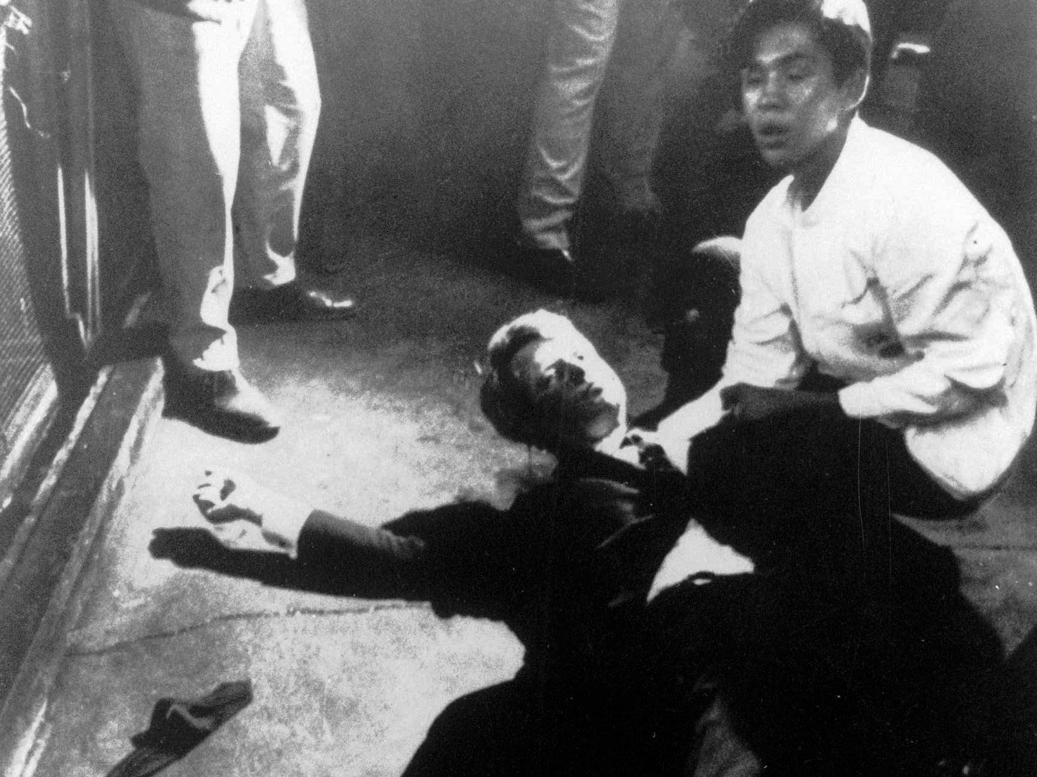 The Assassination Of Robert F Kennedy Picture Of The Day