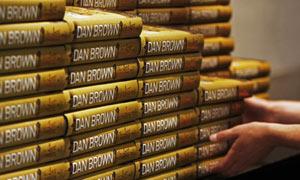 Dan Brown Lost Symbol Bertlesmann