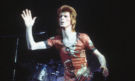 David Bowie Ziggy Stardust Tour David Bowie on Ziggy Stardust