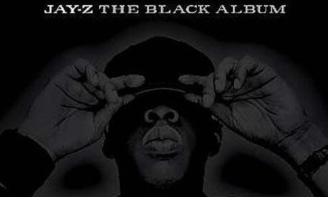 Sleeve for Jay-Z's Black Album