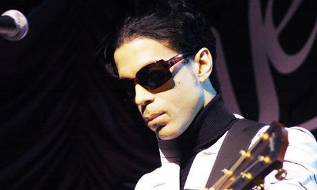 Prince in 2006
