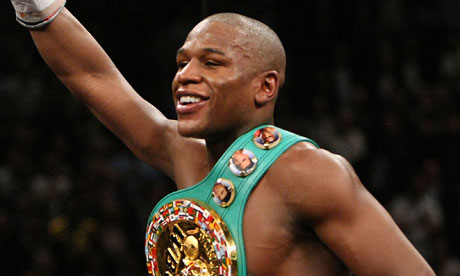 Floyd Mayweather RICHEST ATHLETE!!!....Passes Tiger Woods!!
