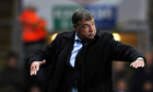 Sam Allardyce rules himself out of Burnley and Preston jobs