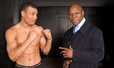 Chris Eubank Jr: The rising son of boxing