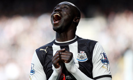 papiss cisse 008 Newcastle vs Man City: th thch nh v ch?