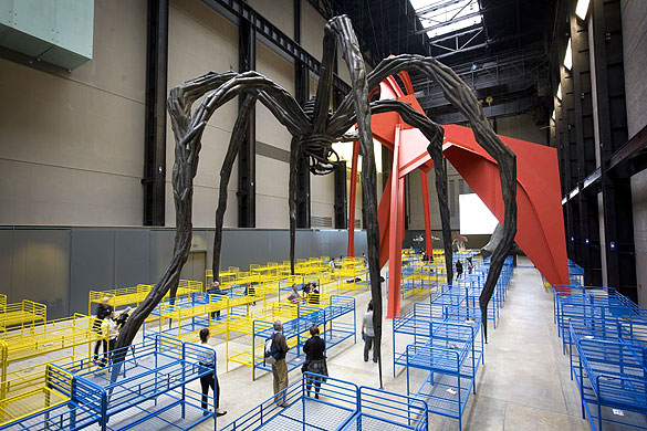 Tate Modern Unveils The New Turbine Hall Installation