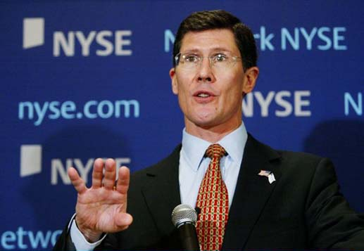 Superb John Thain, Former Merrill Lynch CEO, Signed His Resignation Papers This  Morning After A Significant 4th Quarter Loss. Nice Design