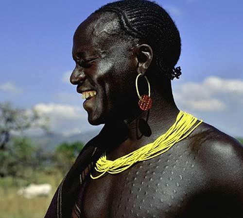 African Baskets: TRIP DOWN MEMORY LANE: KARAMOJONG PEOPLE: UGANDA`S