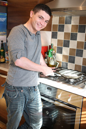 John Pierre Hells Kitchen