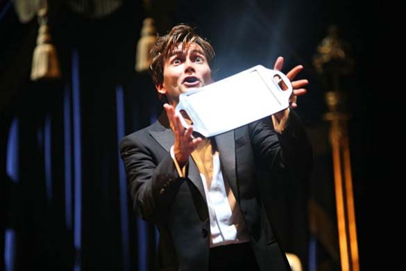 David Tennant plays Hamlet for the RSC | Stage | The Guardian