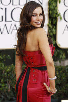 Upskirt megan fox golden globes opinion