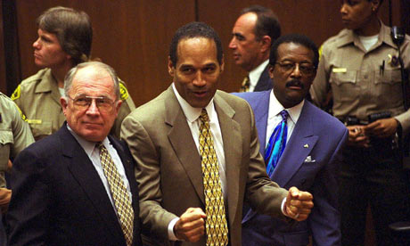 TV matters: Televised trials | Television & radio | The ... Oj Simpson Not Guilty 1995