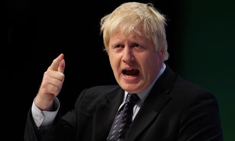 Boris Johnson warns of need for air hub