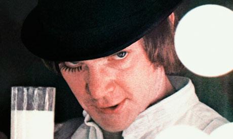A Clockwork Orange – 50th Anniversary Edition by Anthony ...Malcolm Mcdowell Clockwork Orange Eyes