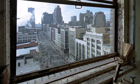 The Last Days Of Detroit By Mark Binelli Review Books border=