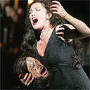 Cheryl Baker as Salome, ENO, 2005