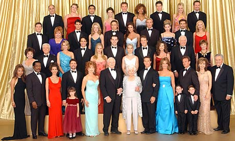 Anna Pickard: Learning to love American soap operas - a ...