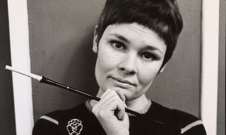 Judi Dench in 1968.