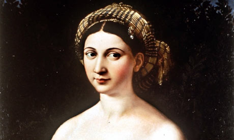 famous classical paintings of women