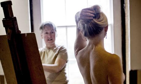 Nude Modeling For Art 110