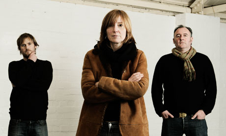 Portishead gear up for new album | Music | The Guardian