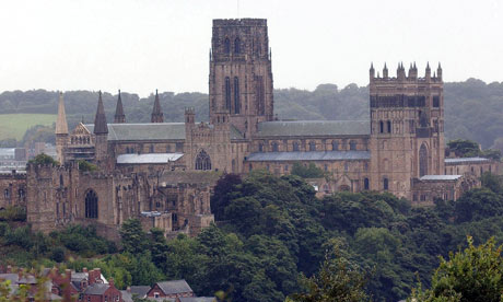 Holy grail ... is Durham Cathedral Britain's finest building?