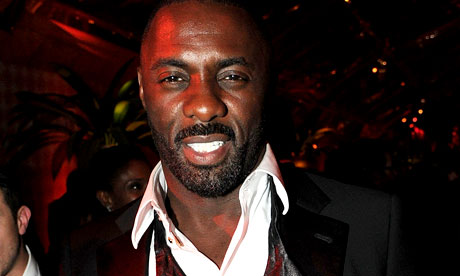 Idris Elba at the HBO Emmy After Party in Los Angeles