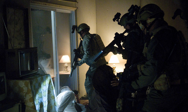 Seal Team 6: The Raid on Osama bin Laden – first look ...