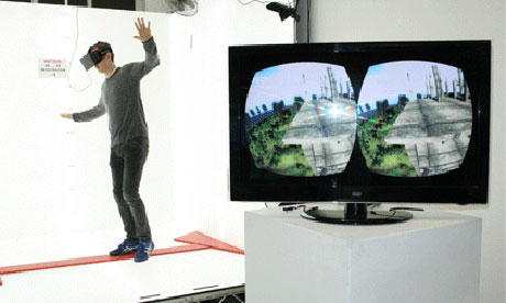 Andy Millns, Initions, virtual reality