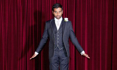 Aziz ansari dating-seite