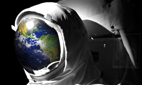 gravity dead astronaut face - photo #38