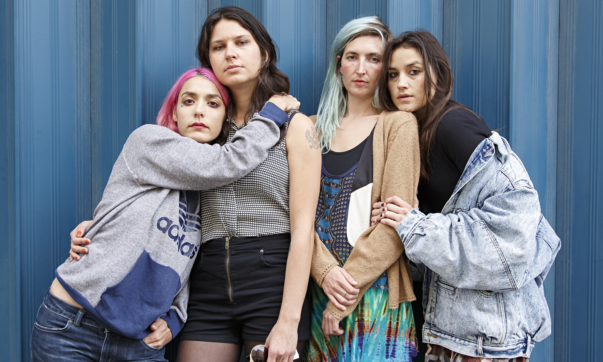 Warpaint review – deft dark sounds from sunny California ...