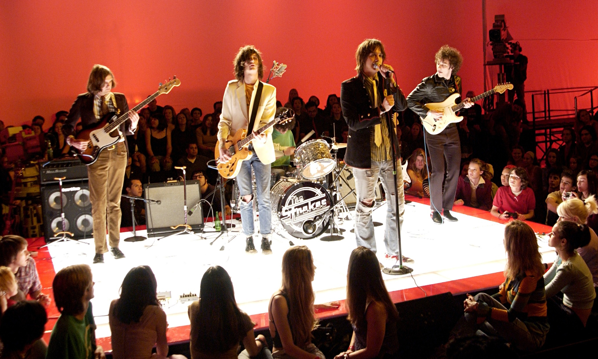 The strokes announce week long pop up shop at 352 bowery bowery boogie photo the guardianthis thecheapjerseys Images