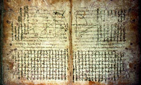 Archimedes Palimpsest reveals insights centuries ahead of its time