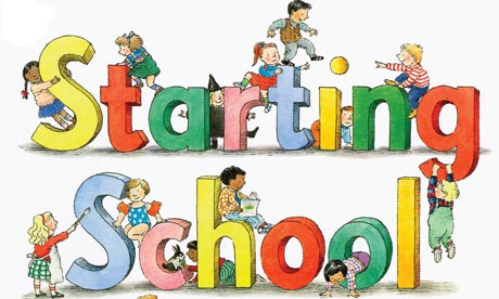 The Ahlbergs' great lesson about Starting School | Books ...